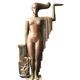 Woman in bronze - GraphicRiver Item for Sale