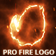 Fire Logo Reveal PRO - VideoHive Item for Sale