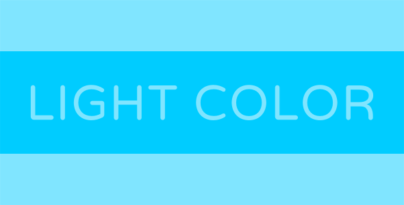 Light Color - Html5 Game - CodeCanyon Item for Sale