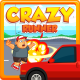 Crazy Runner - HTML5 Game, Mobile Version+AdMob!!! (Construct-2 CAPX)