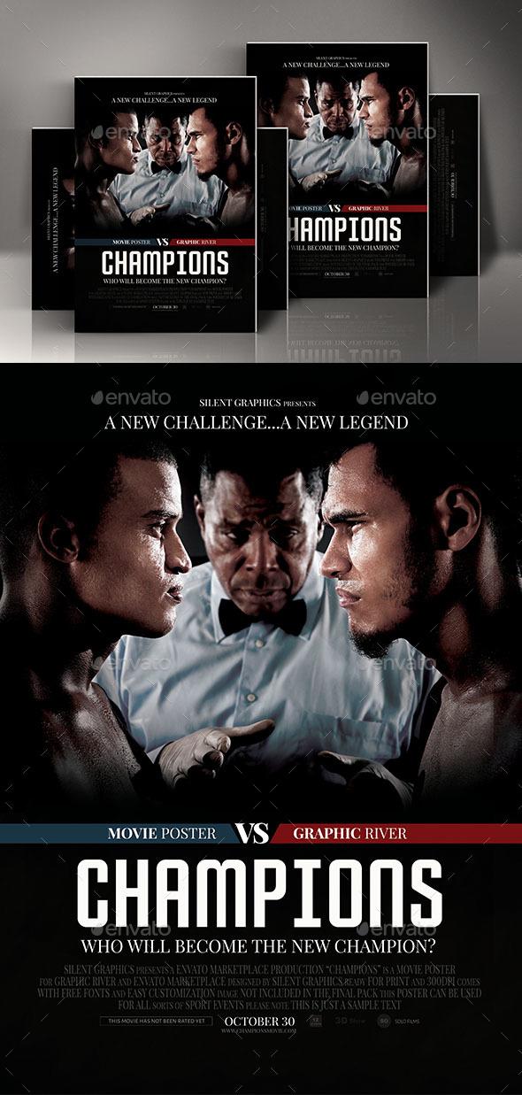 Sport Movie Poster