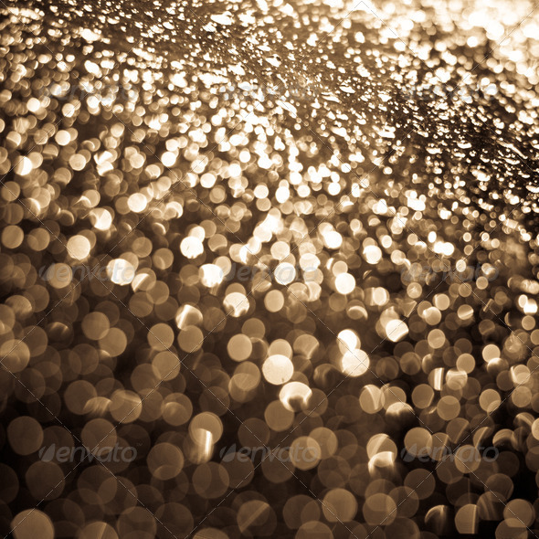 Abstract background (raindrops on a window dispersing and reflec - Stock Photo - Images