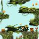 Fantasy Game Platforms - GraphicRiver Item for Sale