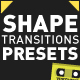 Transitions Presets - VideoHive Item for Sale