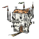 Fantasy Castles Illustration  - GraphicRiver Item for Sale