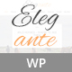 Elegante - Clean & Elegant Multi-Purpose WordPress Blog Theme