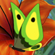 Green Butterfly - VideoHive Item for Sale