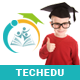 Techedu - Education Bootstrap Template Nulled