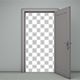 Door Opening - VideoHive Item for Sale