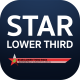 Star Lowerthird - VideoHive Item for Sale
