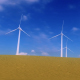 Wind Power - Sunny Day - VideoHive Item for Sale