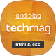 TechMag - Gadgets, Computers & Technology Blog, Magazine Nulled