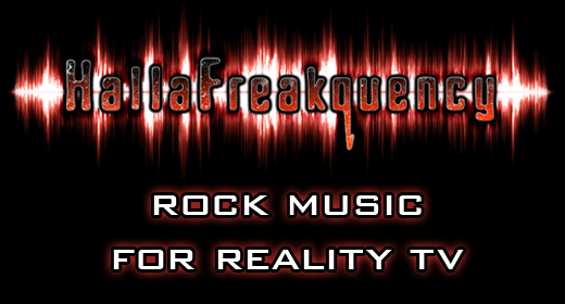 Rock music for reality TV