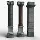 Columns - 3DOcean Item for Sale