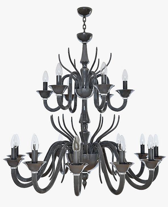 chandelier Leucos Belzebu - 3DOcean Item for Sale