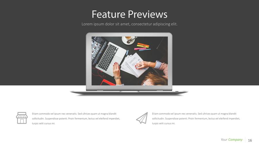 webinar request powerpoint templatepresentakit | graphicriver, Presentation templates