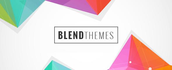 Blend theme