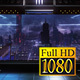 Sci-Fi City Pack 2 - Window Shots (1080P) - VideoHive Item for Sale