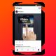 Quick App Promo for Instagram \ Facebook - VideoHive Item for Sale