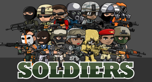 Soldier Characters