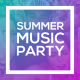 Summer Music Party Promo - VideoHive Item for Sale