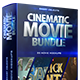 Cinematic Movie Mockups Bundle - GraphicRiver Item for Sale