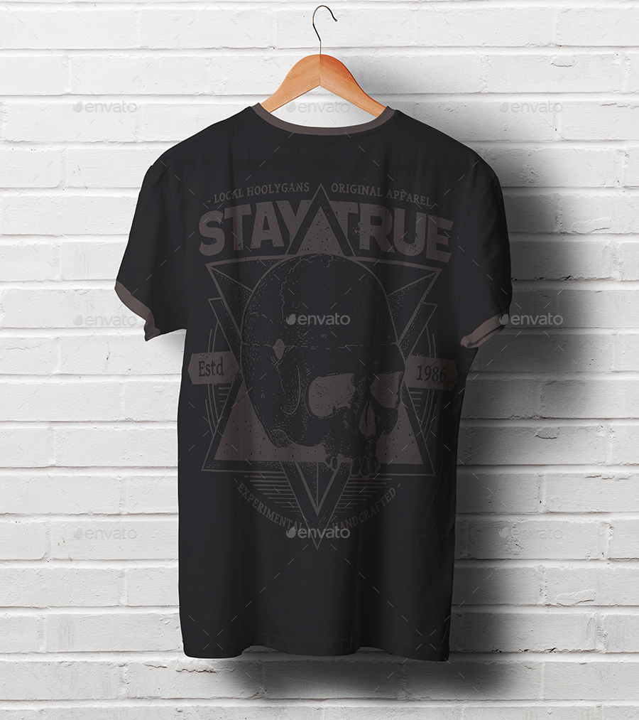Black t shirt mock up -  Male V Neck T Shirt Tee Mock Up Jpg