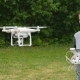 Drone Flying - VideoHive Item for Sale