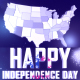 USA States Patriotic Logo - VideoHive Item for Sale