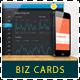 Web App Tech & Hosting Business Cards Template - GraphicRiver Item for Sale