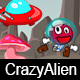 Crazy Alien Runner Game Assets - GraphicRiver Item for Sale