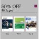 Multipurpose Brochure Catalogue bundle