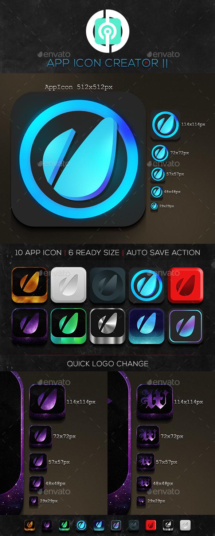 App Icon Creator V2 - Icons