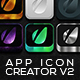 App Icon Creator V2 - GraphicRiver Item for Sale