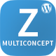 ZurApp - Multipurpose App & SaaS Showcase Wordpress Theme Nulled