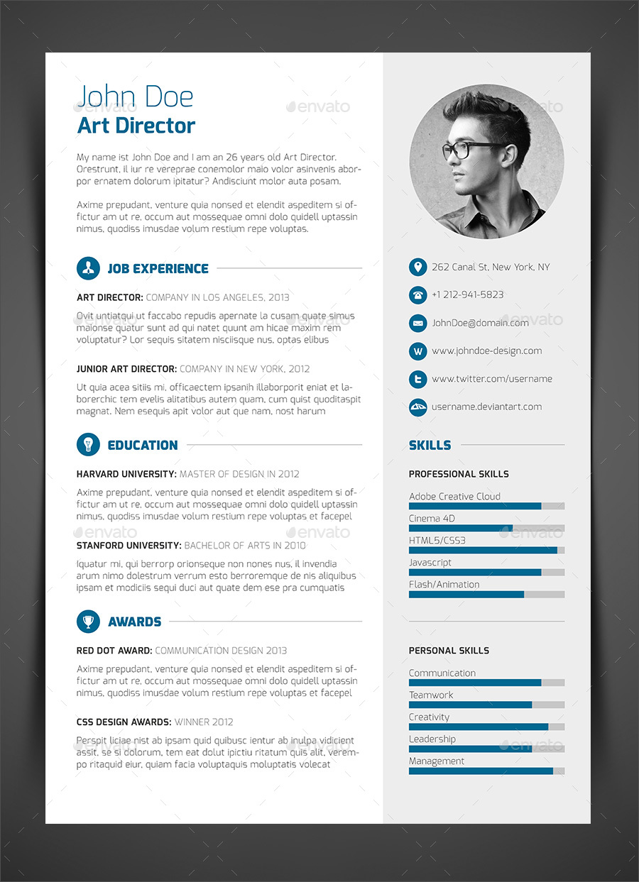 3 piece resume cv cover letter image set01_3 piece resume cv cover letterjpg