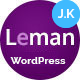 Leman Responsive E-Commerce WordPress Theme