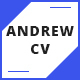 Andrew Personal CV/Resume Template - ThemeForest Item for Sale