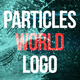 Particle World Logo Emerging - VideoHive Item for Sale
