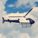 3D Realistic Police Helicopter - VideoHive Item for Sale