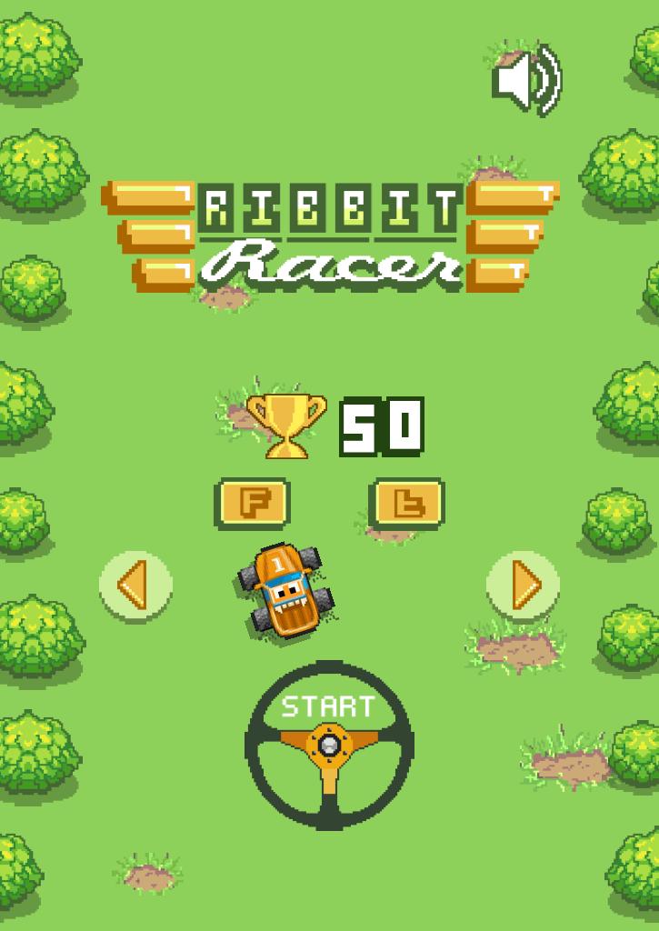 Image Ribbit Racer