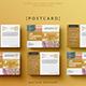 Simple Event Postcard - GraphicRiver Item for Sale