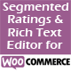Woocommerce Rich Reviews