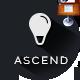 Ascend - Keynote Presentation Templates - GraphicRiver Item for Sale