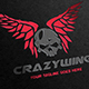 Crazy Wing Logo