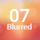 07 Blurred Backgrounds Hd - GraphicRiver Item for Sale