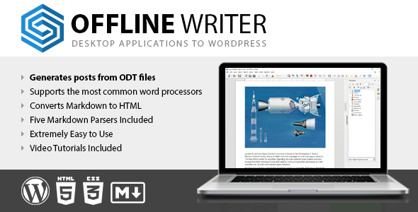 Offline Writer - CodeCanyon Item for Sale
