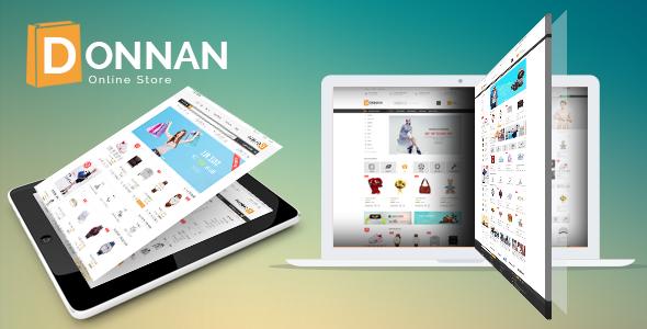 Donnan – Mega Store Responsive Prestashop Theme