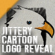Jittery Cartoon Logo - VideoHive Item for Sale