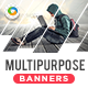 HTML5 Multi Purpose Banners - GWD - 7 Sizes(NF-CC-118) - CodeCanyon Item for Sale